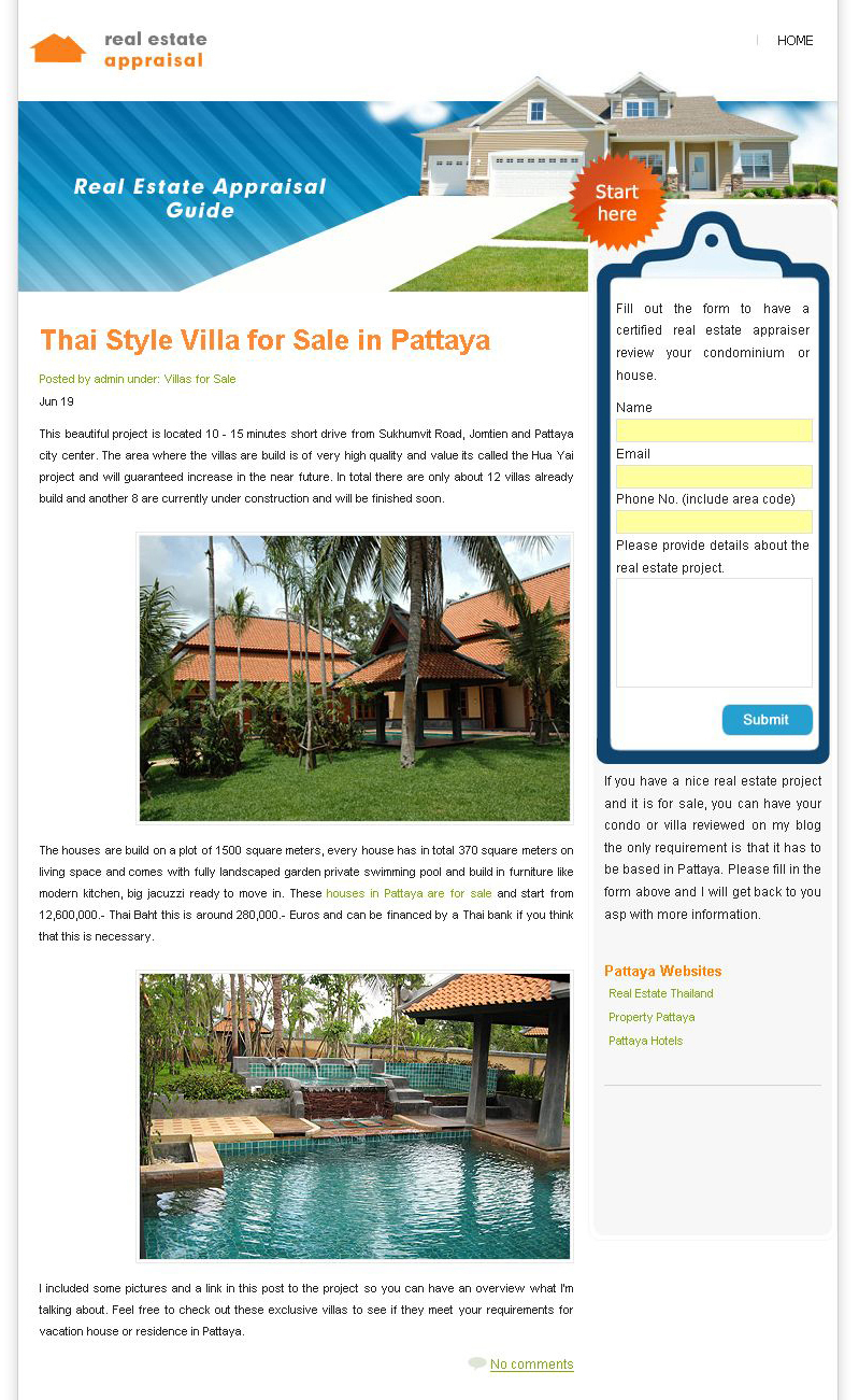 Property in Pattaya