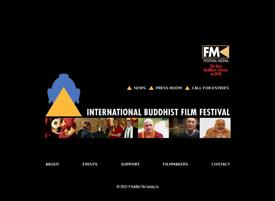 INTERNATIONAL BUDDHIST FILM FESTIVAL | Ibff