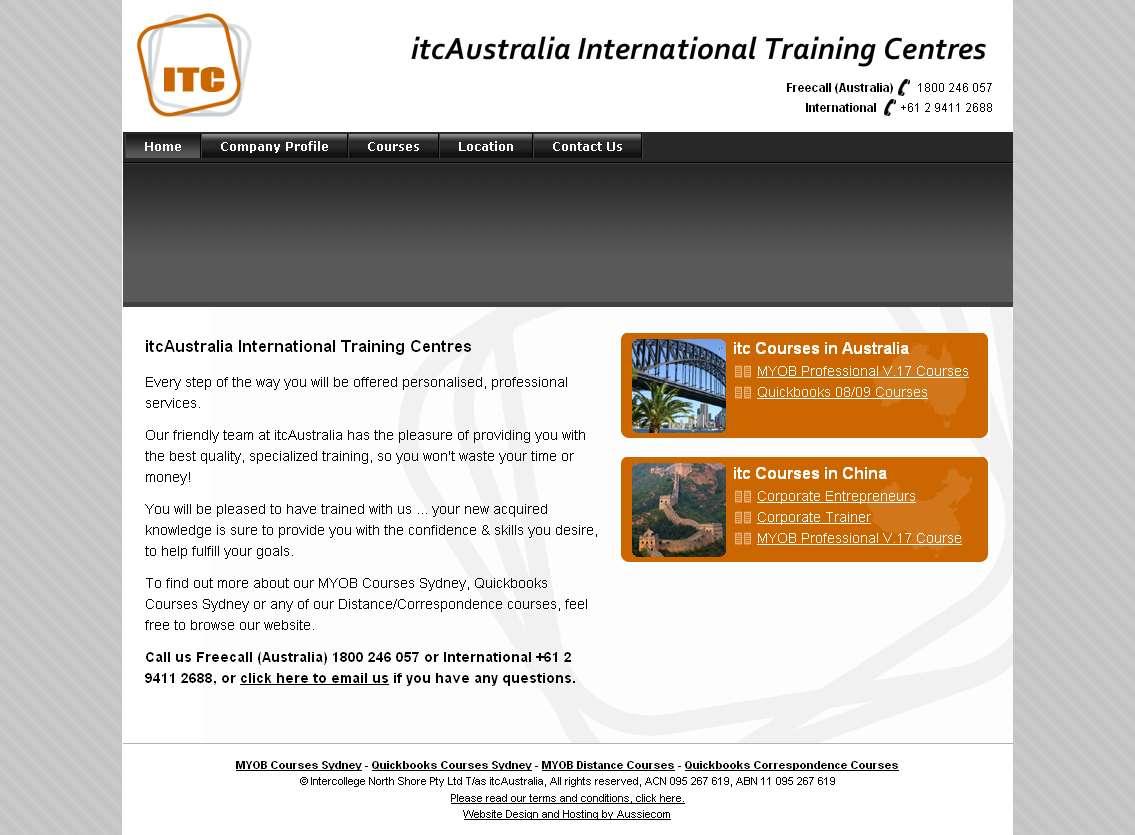 MYOB courses Sydney - Quickbooks Course - Distance/Correspondence Courses Australia
