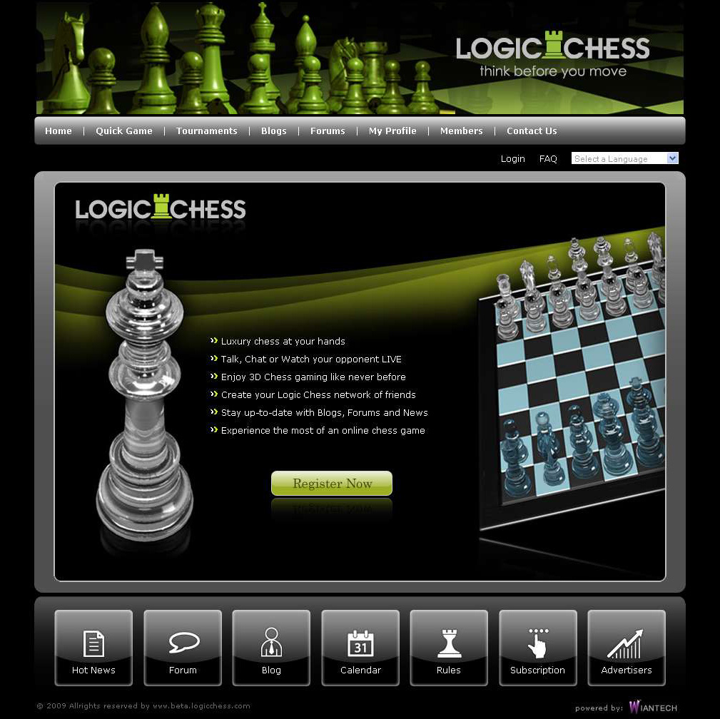 Logic Chess