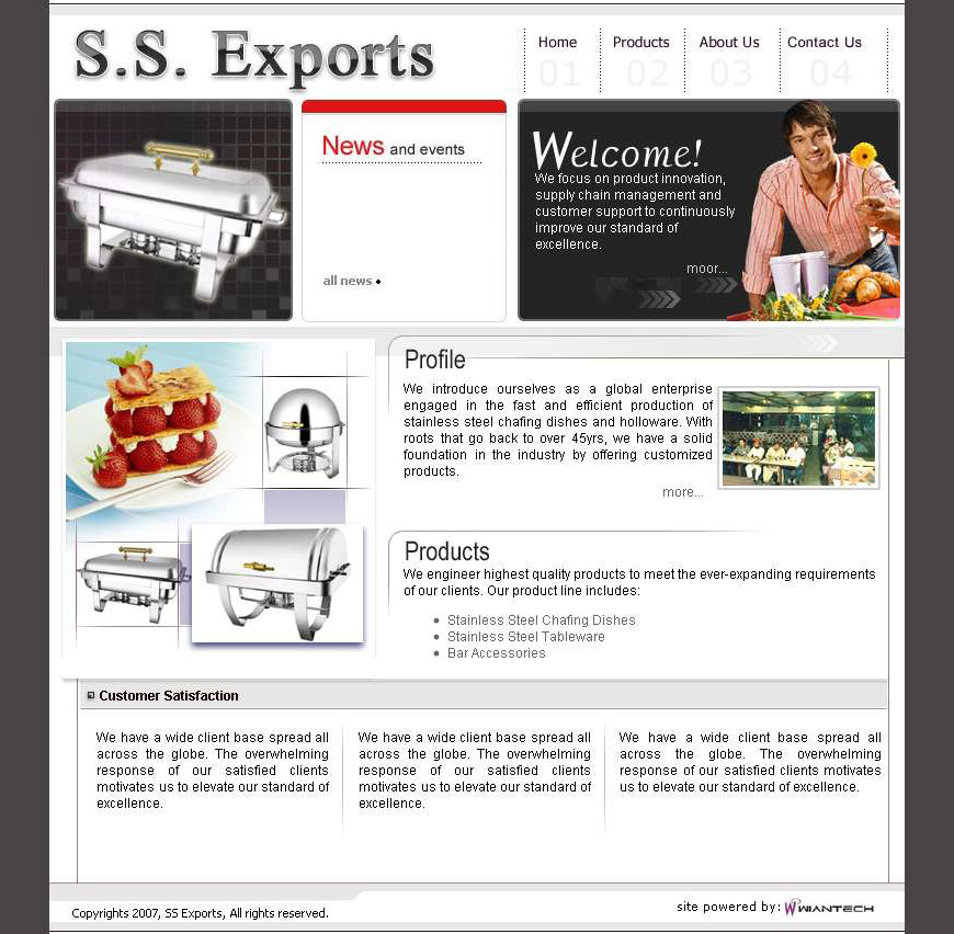 S.S.Exports