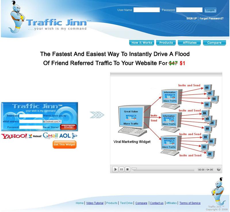 Trafficjinn.com