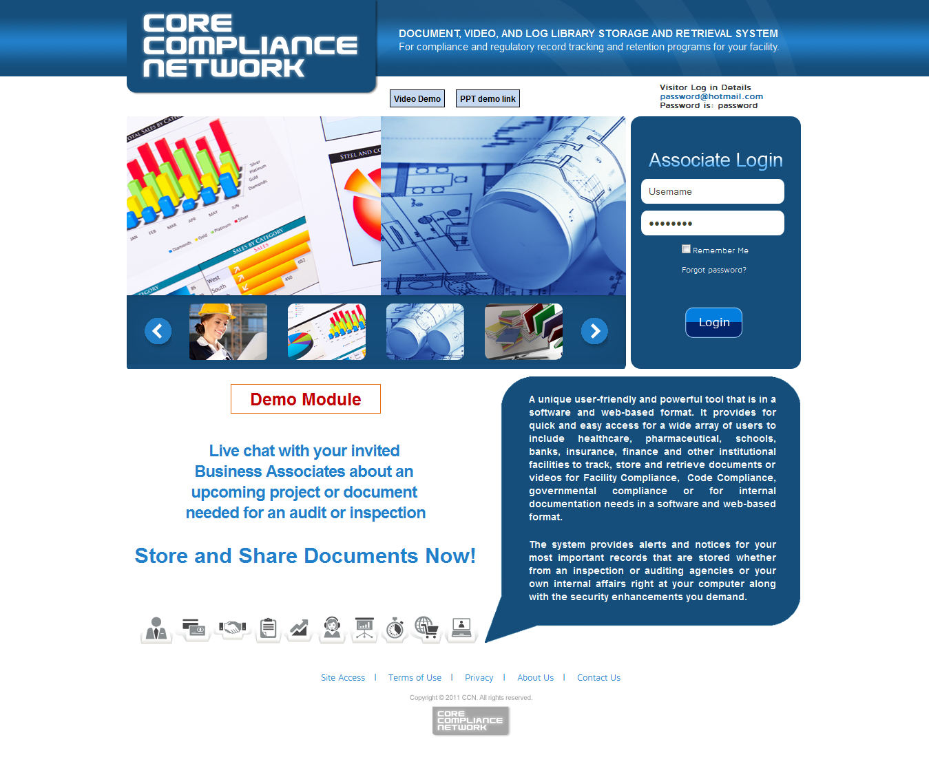 corecompliancenetwork