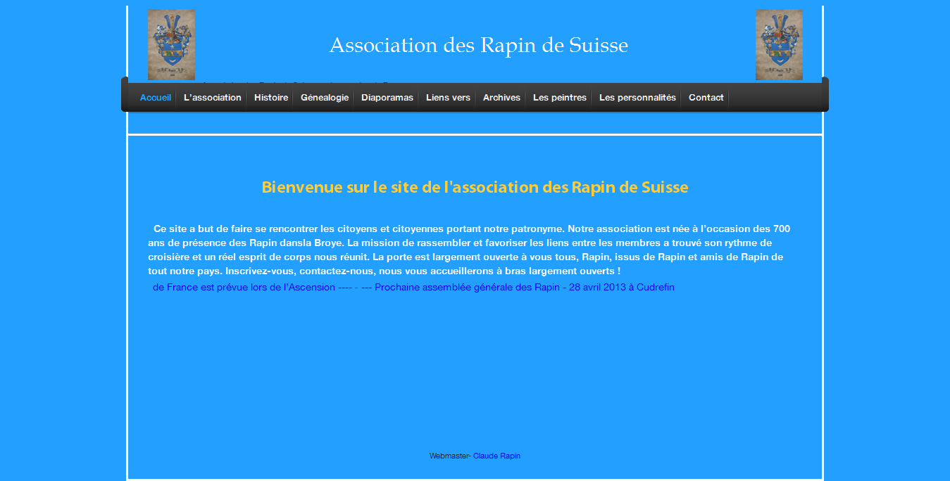 Association des Rapin de Suisse
