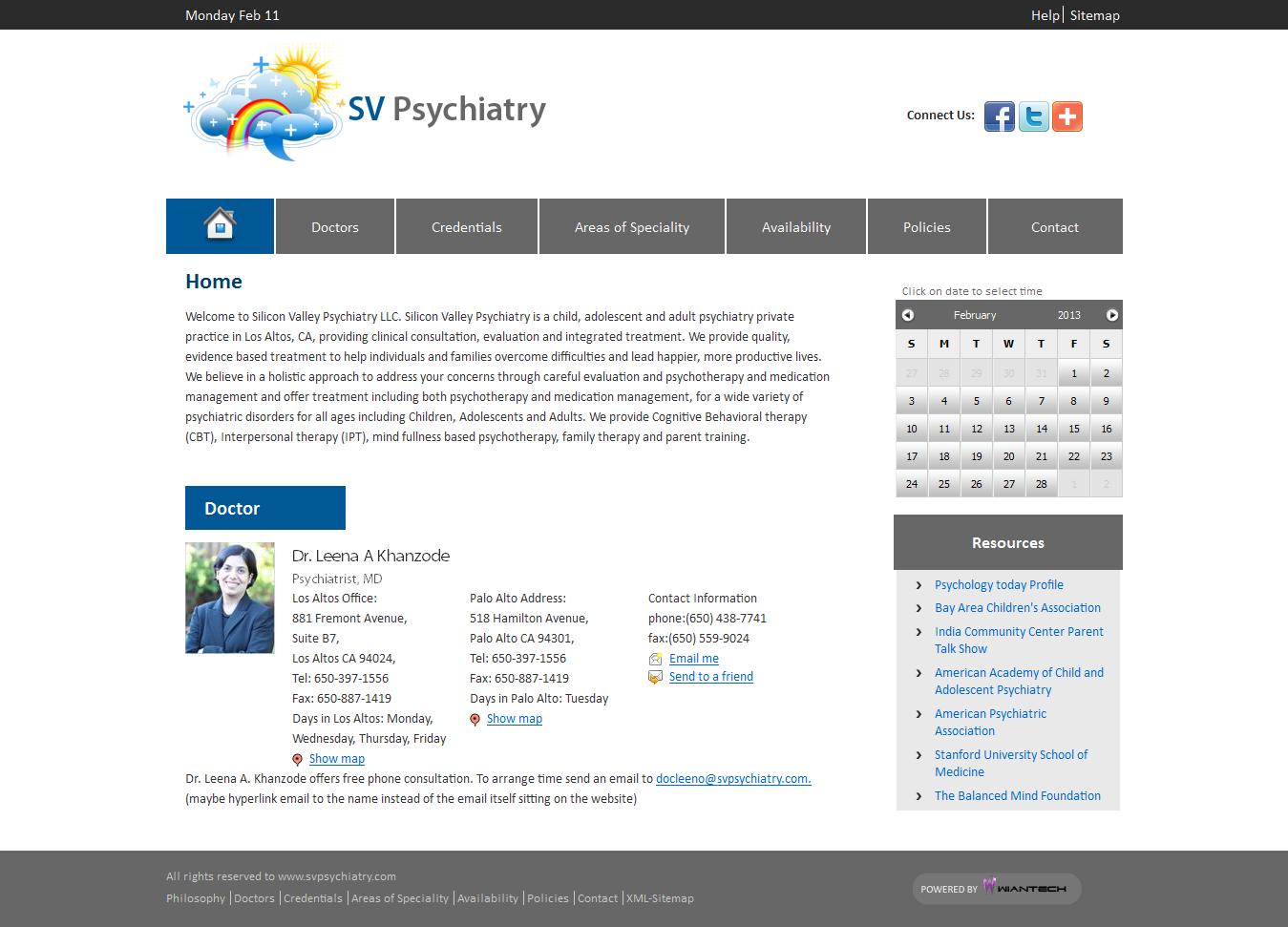 Svpsychiatry