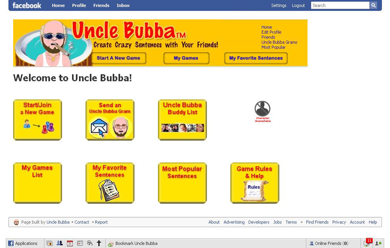 Uncle Bubba