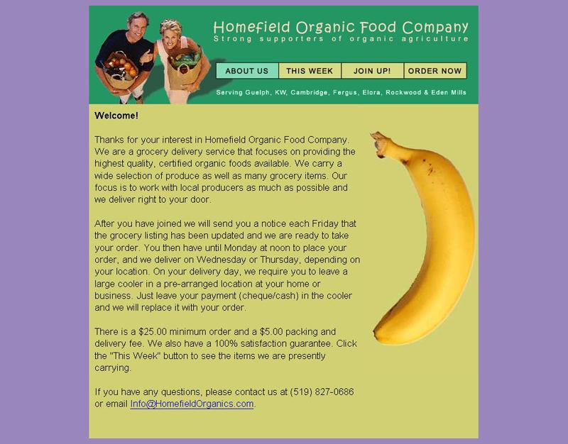 Homefield Organics
