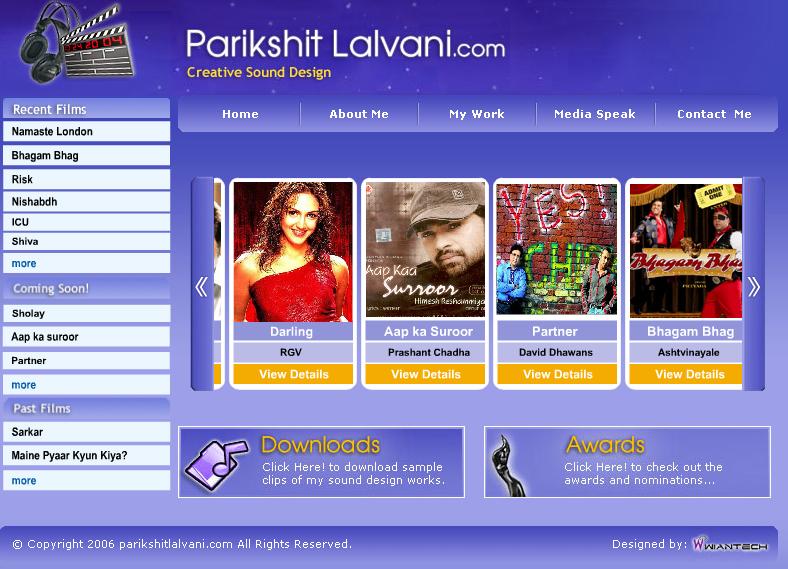 ParikshitLalvani.com